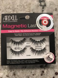 Ardel professional Magnetic lashes - double wispies bnib