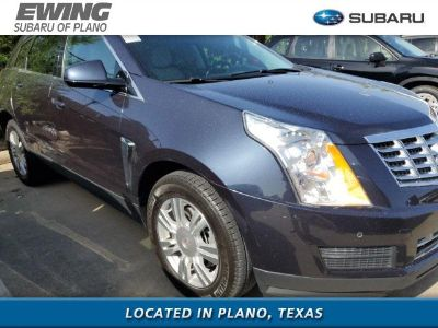 2016 Cadillac SRX Performance Collection (Sapphire Blue Metallic)