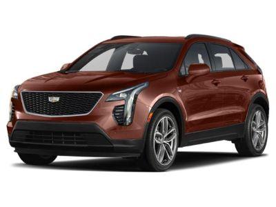 2019 Cadillac XT4 Premium Luxury FWD (Black)