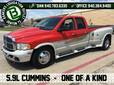 2005 Dodge Ram 3500 4dr Quad Cab 160.5