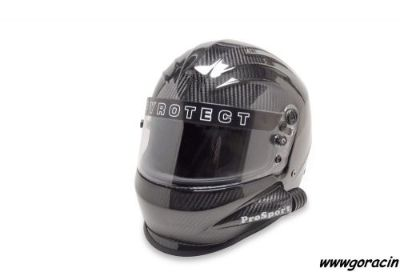 Purchase SA2015 Pyrotect Pro Sport Duckbill Side Air Carbon Fiber Helmet ,Hans Ready motorcycle in Redmond, Oregon, United States, for US $649.00