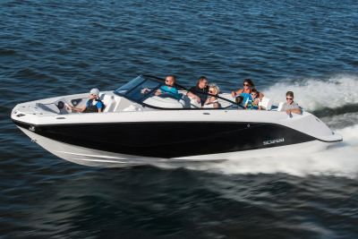 2018 Scarab 255 G Jet Boats Clearwater, FL