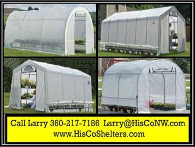 Shelter Logic Greenhouse