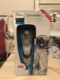 Special Edition StarWars Shaver - NEW