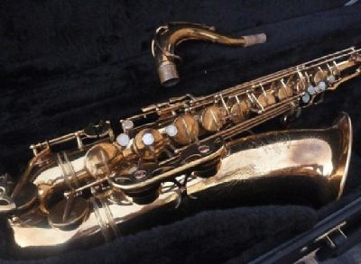 Selmer Mark Vi Tenor Saxophone Beautiful