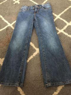 Boys 8 Old Navy Boot-Cut Jeans