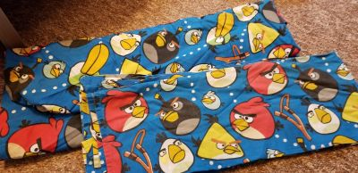Angry Bird twin sheets