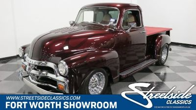 1954 Chevrolet 3100 5 Window Restomod