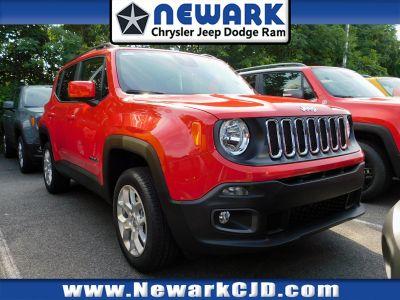 2018 Jeep Renegade Latitude 4x4 ()