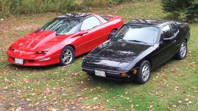 1994 Z28 Lt1 camaro & 1987 Porsche 924s for sale or trade