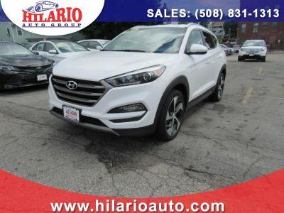 2016 Hyundai Tucson AWD 4dr /Sport (Dazzling White)