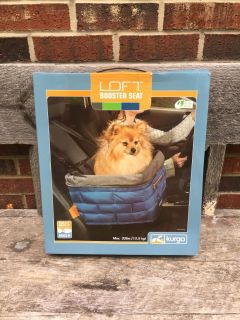 Dog Booster Seat GUC **READ PICK-UP DETAILS BELOW