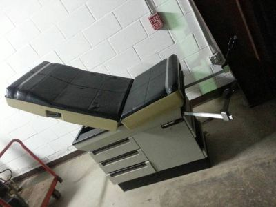 Medical Exam Adjustable TableBed or Tattoo TableBed