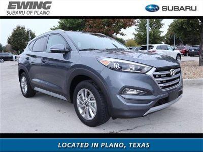 2017 Hyundai Tucson Eco (Coliseum Gray)