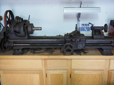 "*SOLD* 1934 South Bend 9""x48"" Toolmaker Bench Lath"