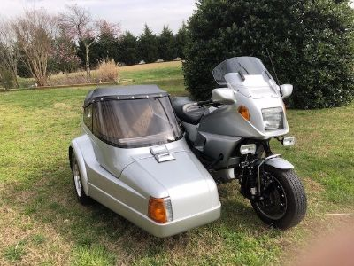 1984 BMW BMW K1100 LT w/EML SIDECAR 3 Wheel Motorcycle Greeneville, TN