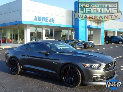 2016 Ford Mustang GT (Tungsten)