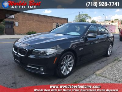 2015 BMW 5-Series 4dr Sdn 535i xDrive AWD (Dark Graphite Metallic)