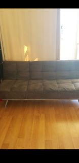 Futon lounge bed couch seat