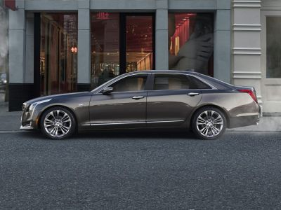 2018 Cadillac CT6 3.6L Luxury (Stellar Black Metallic)