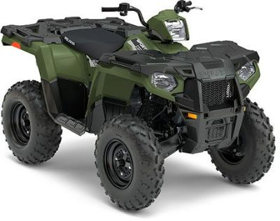 2017 Polaris Sportsman 570 Utility ATVs Chanute, KS