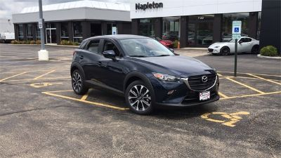 2019 Mazda CX-3 (Deep Crystal Blue Mica)