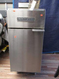 American Range Gas Fryer, 35-40 Lbs Capacity RTR#7051007-06