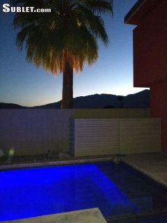 $3750 3 townhouse in Palm Springs