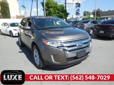 2013 Ford Edge SEL (Kodiak Brown Metallic)