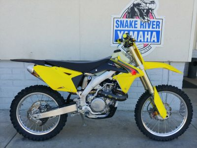2015 Suzuki RM-Z450 Motocross Motorcycles Meridian, ID