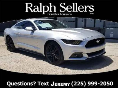 Used 2016 Ford Mustang 2dr Fastback