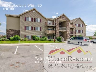 Apartment Rental - 1598 Westbury Way