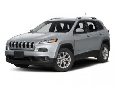2017 Jeep Cherokee Latitude (Diamond Black Crystal Pearlcoat)