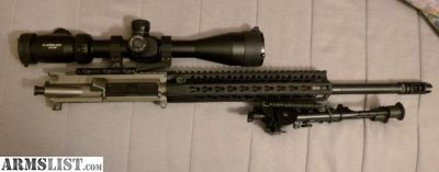 For Sale: Match AR-15 upper - No Trades