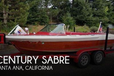 1962 Century Sabre
