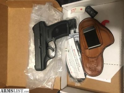 For Sale/Trade: Ruger lc9s pro with holster