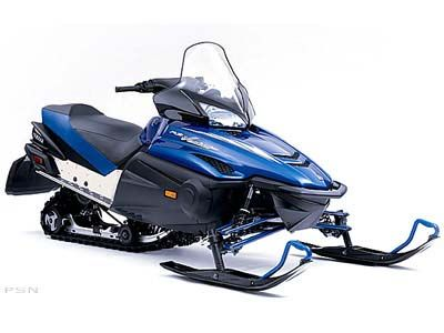 2006 Yamaha RS Vector Snowmobile -Trail Shawano, WI