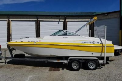 2006 Nautic Star 210 DCIO