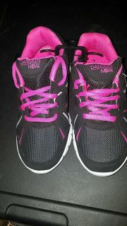NWT girls size 2 DANSKIN NOW athletic sneakers
