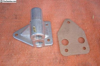 Adapter & Gasket For Remote Oil Cooler