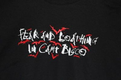 $14.99 Fear and Loathing in Camp Bisco T-shirt