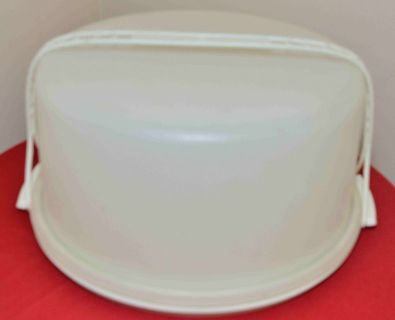 Tupperware 12 Cake Taker / Carrier with Handle