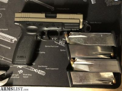 For Sale: Springfield XD45