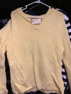 Lane Bryant Boucle Hooded Sweater