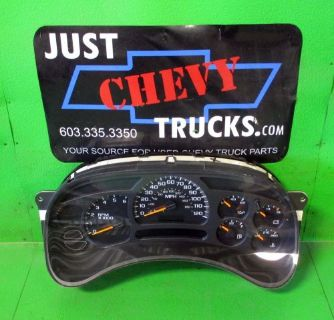 Find 03 04 05 Chevy Silverado GMC Sierra Speedometer Instrument Gauge Cluster 234K motorcycle in Lebanon, Maine, United States, for US $129.95