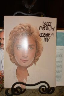 VINTAGE Barry Manilow Sheet Music Book