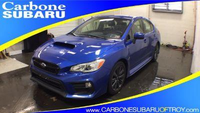 2019 Subaru Impreza WRX Base (WR Blue Pearl)