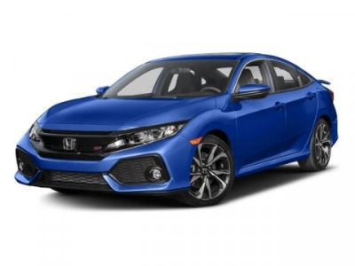 2018 Honda Civic Si Sedan SI (BLACK)