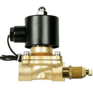 """Buy Air Ride Suspension Valve 3/8""""npt Brass Electric Solenoid With Slow Down Dump motorcycle in Mesa, Arizona, United States, for US $18.90"""