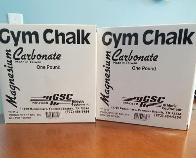 2lbs Exercise Workout Gym Chalk